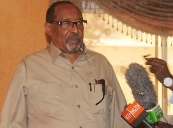 Madaxweynaha Somaliland