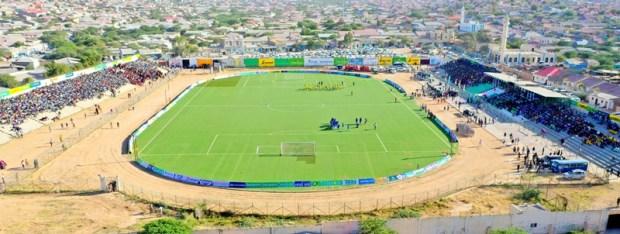 Hargeisa Stadium, Ciyaaraha Gobollada Somaliland 2020