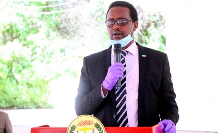 Wasiirka Caafimaadka Somaliland