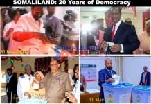 Somaliland elections 2021