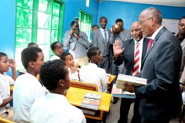 Image result for SOMALILAND SCHOOLS