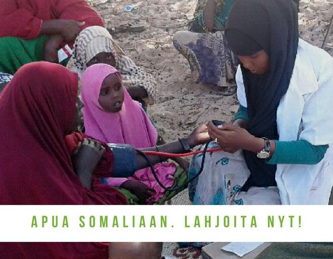 Apua Somaliaan
