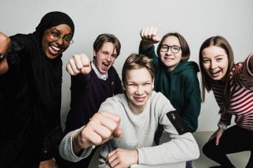 NUVEn nuoret mukana Uutisluokassa