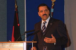 the secretary general of Interpol, Ron Noble2