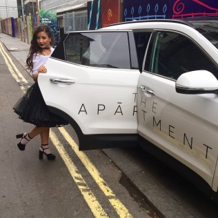 The Apartment LFW