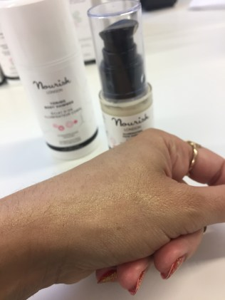 Nourish London Illuminating Face Shimmer