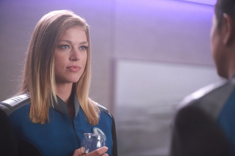 The Orville 102 - Command Performance - Kelly (Adrianne Palicki)