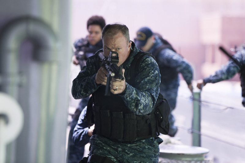 The Last Ship Season 4 Finale - 410 - Endgame - Captain Slattery (Adam Baldwin)