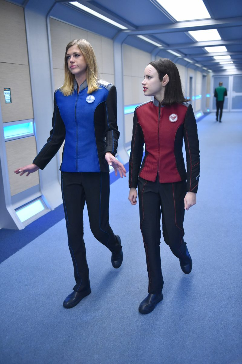 The Orville 111 - New Dimensions