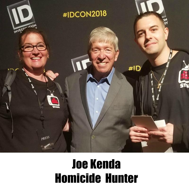 Joe Kenda - So Many Shows!