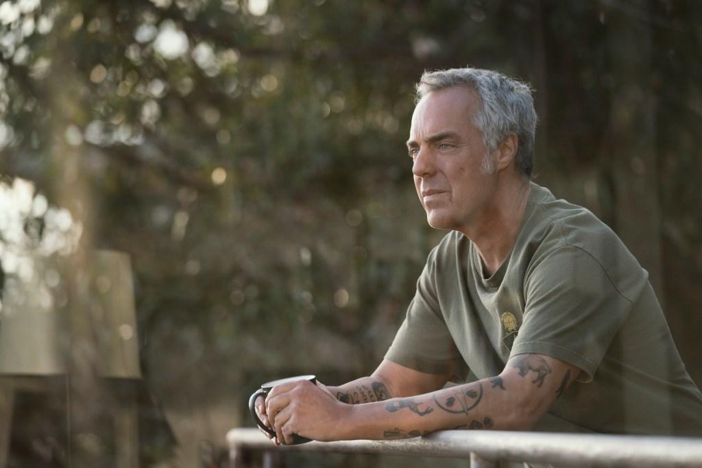 """Bosch: Season 4"" - Titus Welliver in Season 4 of Bosch"