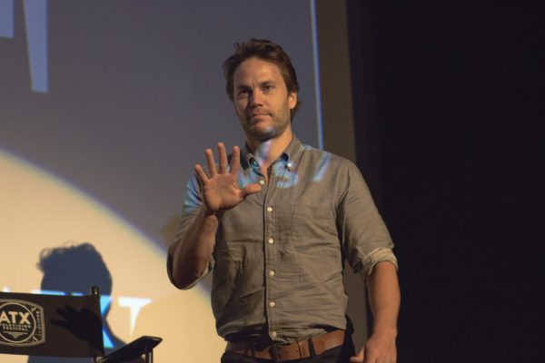 ATX Day One: Taylor Kitsch at Waco panel