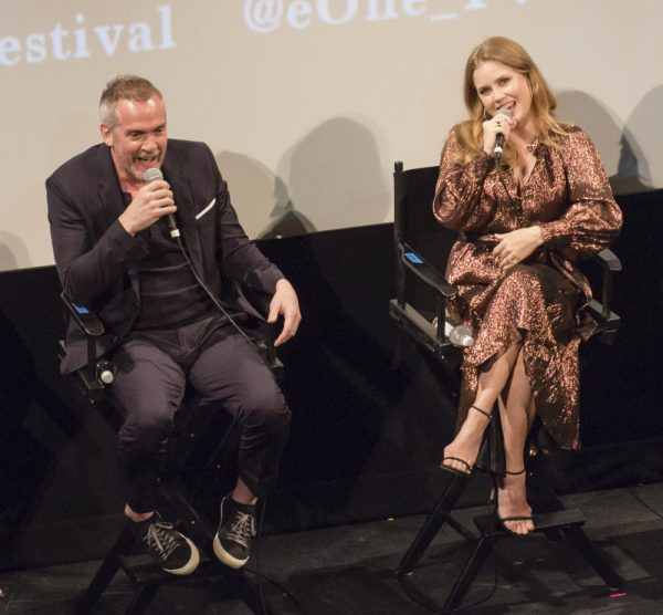 ATX Day One - Amy Adams and Jean-Marc Vallee at Sharp Objects panel