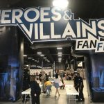 A Great Time at Heroes and Villains Fan Fest – New Jersey!