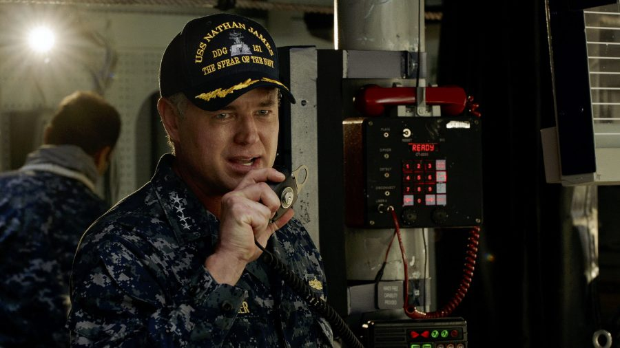 The Last Ship 504 - Tropic of Cancer - Tom Chandler (Eric Dane)