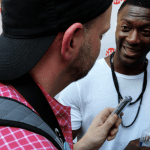 Exclusive Video Interview with Aldis Hodge at ATX!