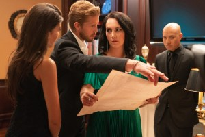 Blood and Treasure Episode 6