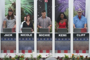 Big Brother 21 HOH Comp