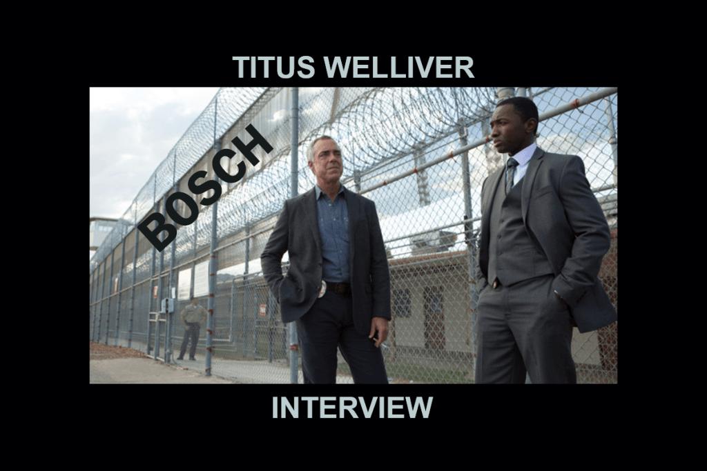 Titus Welliver Interview