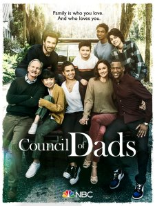 "COUNCIL OF DADS -- Pictured: ""Council of Dads"" Key Art -- (Photo by: NBCUniversal)"
