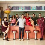 "THE BAKER AND THE BEAUTY - ABC's ""The Baker and the Beauty"" stars Michelle Veintimilla as Vanessa, Belissa Escobedo as Natalie Garcia, Lisa Vidal as Mari Garcia, Carlos Gómez as Rafael Garcia, Victor Rasuk as Daniel Garcia, Nathalie Kelley as Noa Hamilton, David Del Rio as Mateo Garcia, and Dan Bucatinsky as Lewis. (ABC/Nino Munoz)"