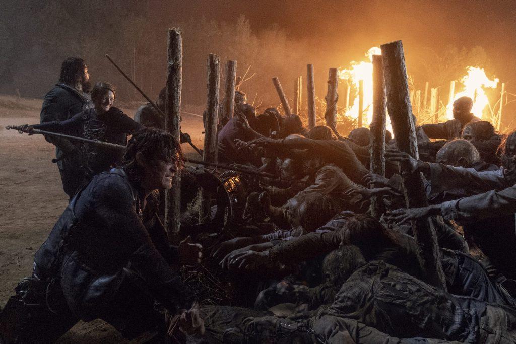 Walking Dead S10 Ep 11