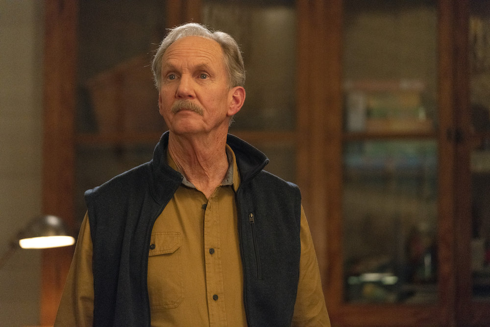 "COUNCIL OF DADS -- ""The Sixth Stage"" Episode 104 -- Pictured: Michael O'Neill as Larry Mills -- (Photo by: Seth F. Johnson/NBC)"