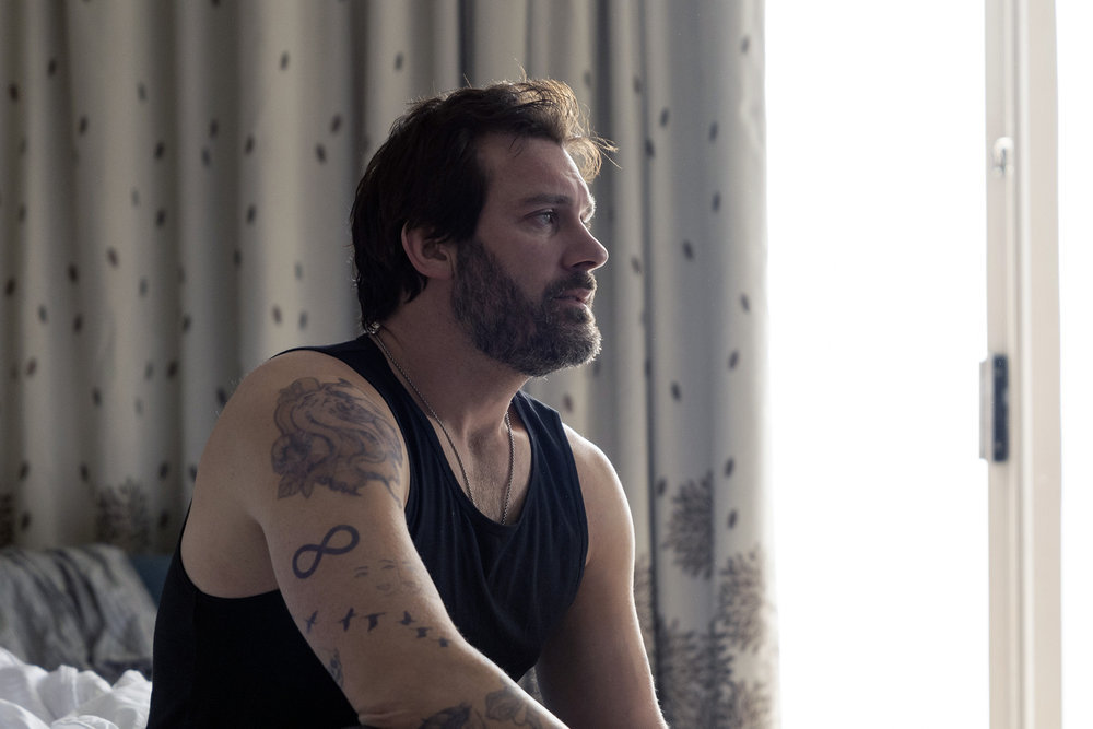 """COUNCIL OF DADS -- """"Stormy Weather"""" Episode 109 -- Pictured: Clive Standen as Anthony Lavelle -- (Photo by: Seth F. Johnson/NBC)"""