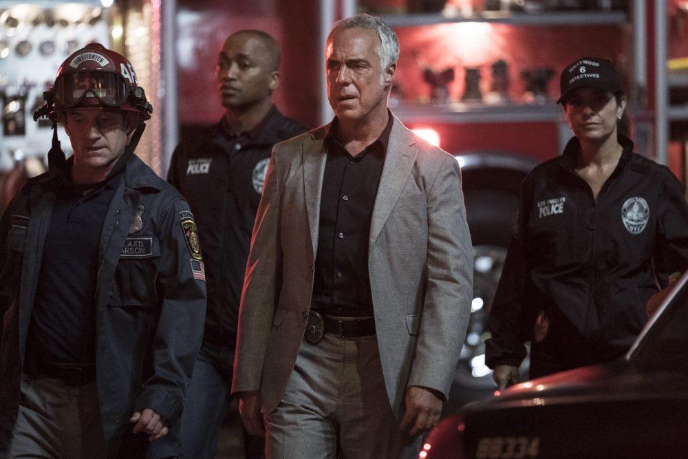 Credit: Hopper Stone Copyright: Amazon Studios Description: Pictured: Titus Welliver (Detective Harry Bosch)