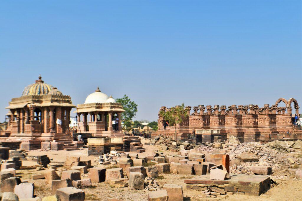 Chattris, Cenotaphs, Bhuj