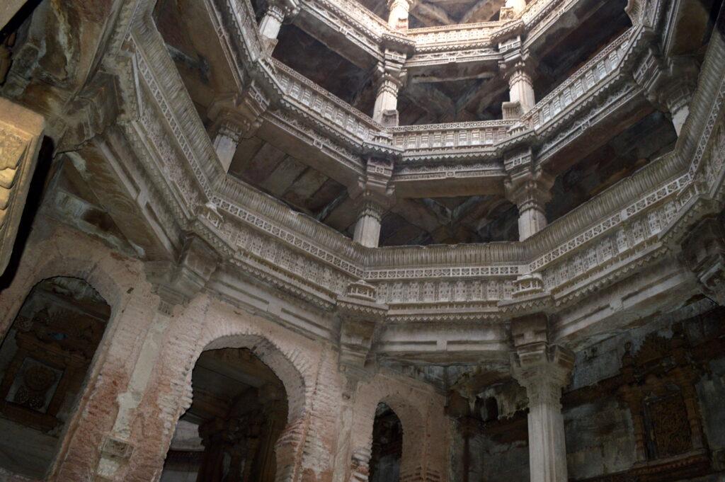 Adalaj Ki Vav, Ahemdabad, Gujarat