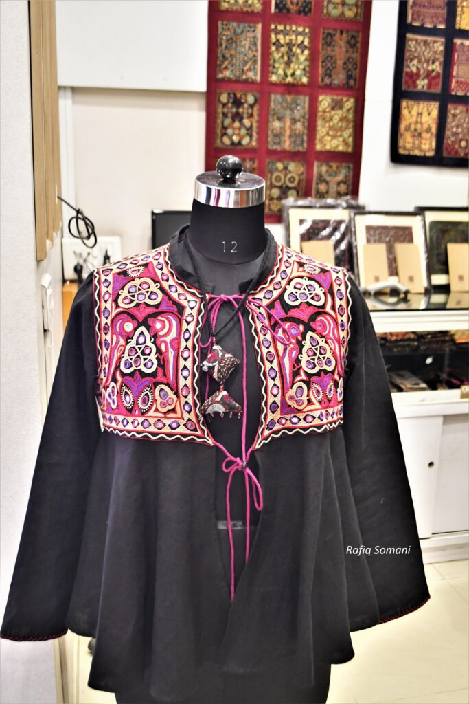 Embroidered Outfit, Bhuj