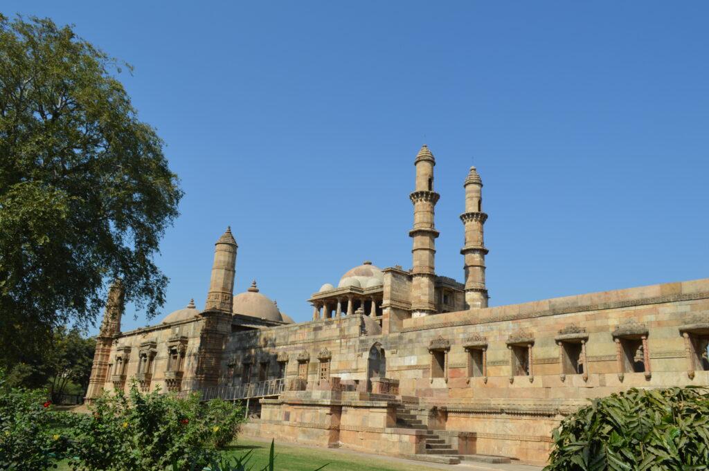 Jami Masjid Champaner Pavagadh