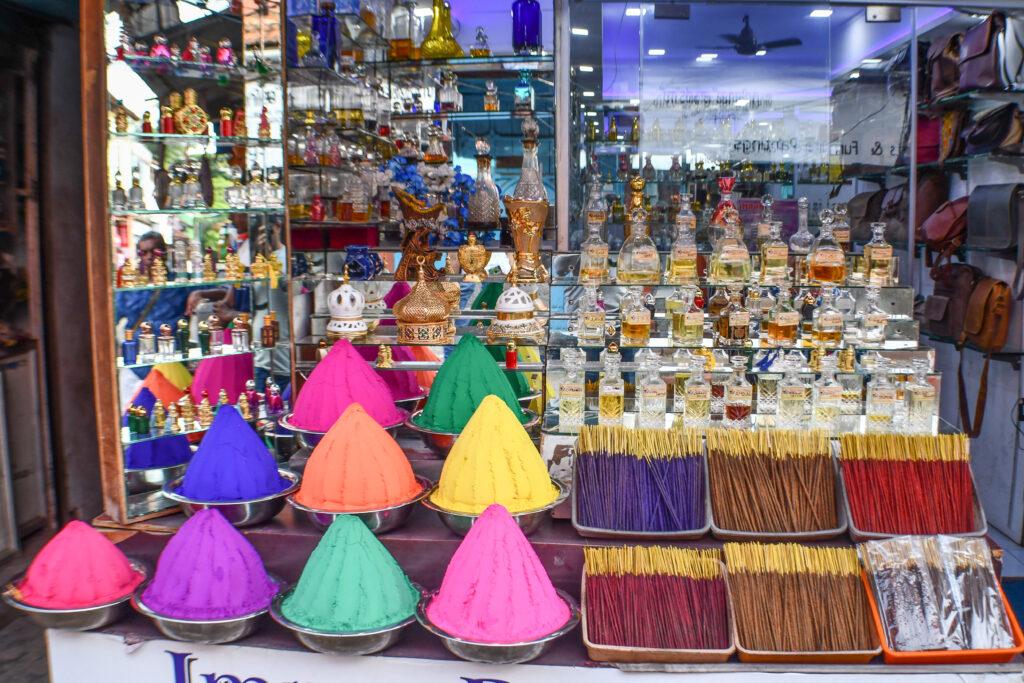 Perfumes and Incense Shop, Old Kochi