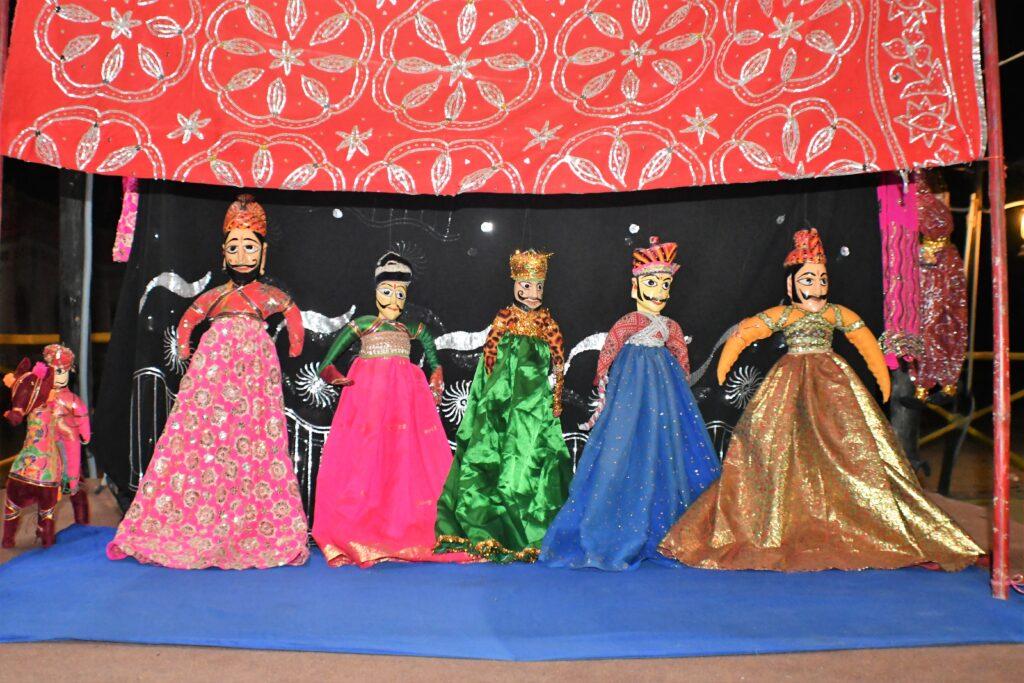Puppet Show, Rann Utsav
