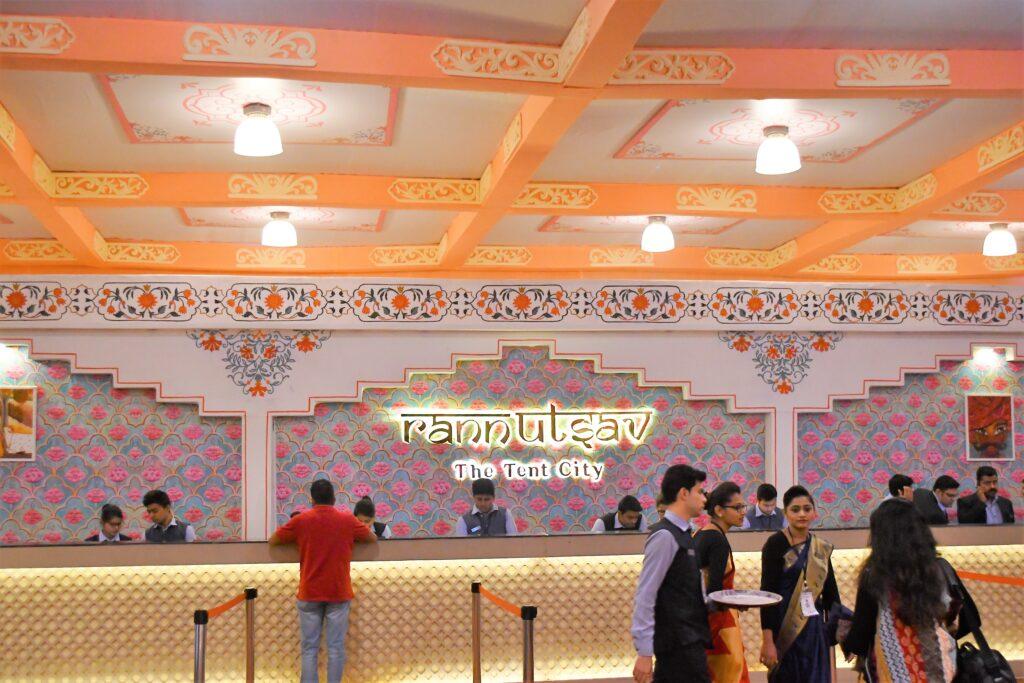 Reservations, Rann Utsav