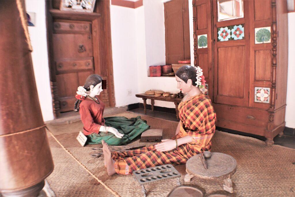 Tribal Life Exhibit at Dakshinachitra