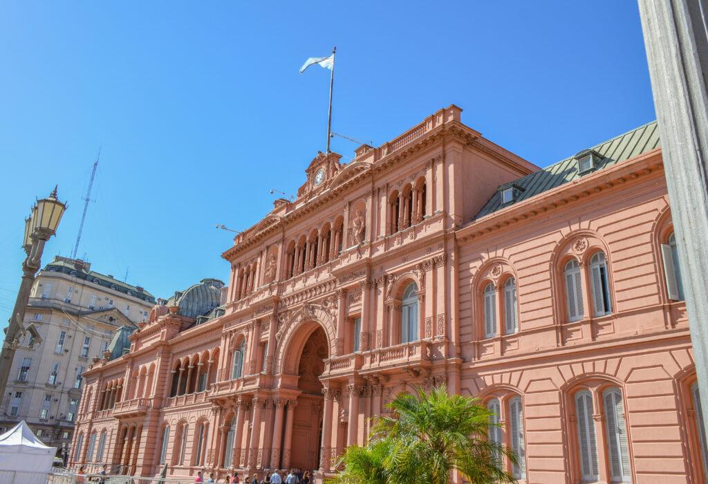 Casa-Rosada-or-Pink-House
