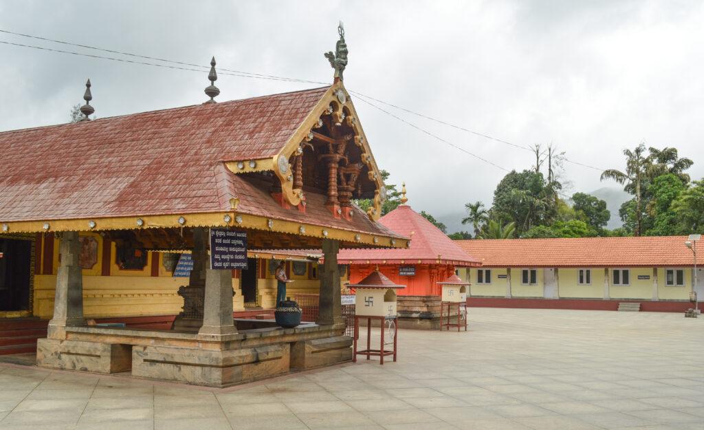 Bhagandeshwara Temple, Bhagamandal, Coorg @Rafiq Somani