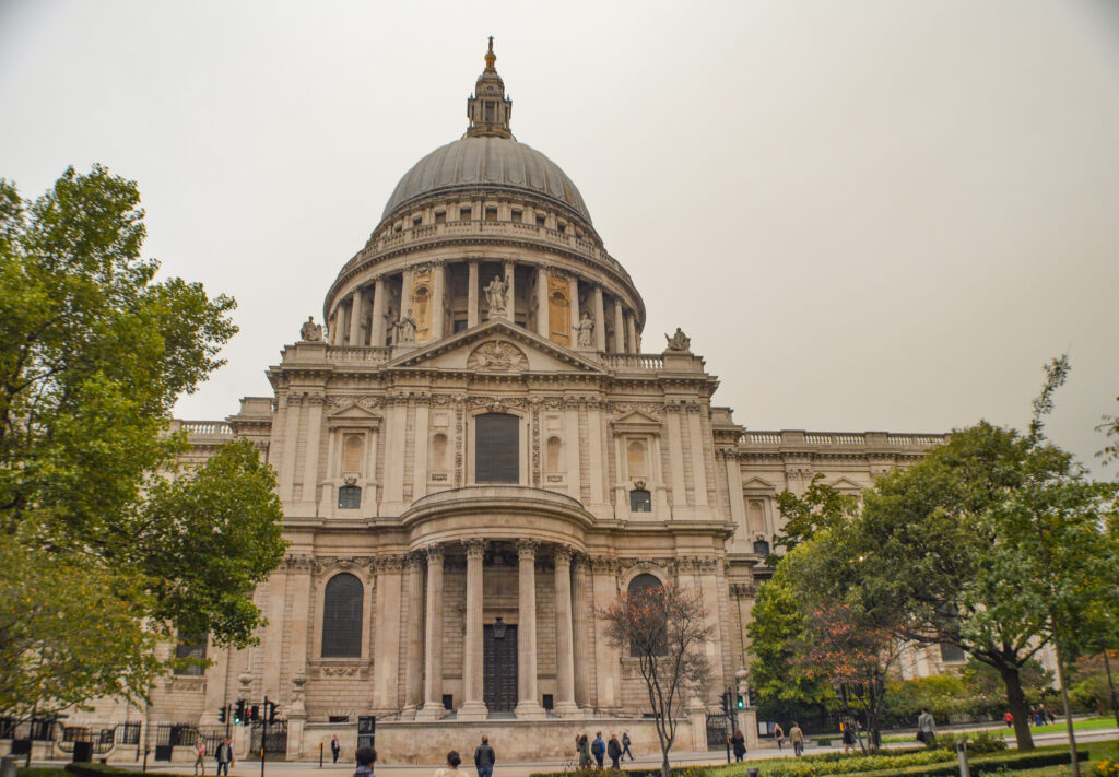 St. Paul's Cathedral, London @Rafiq Somani
