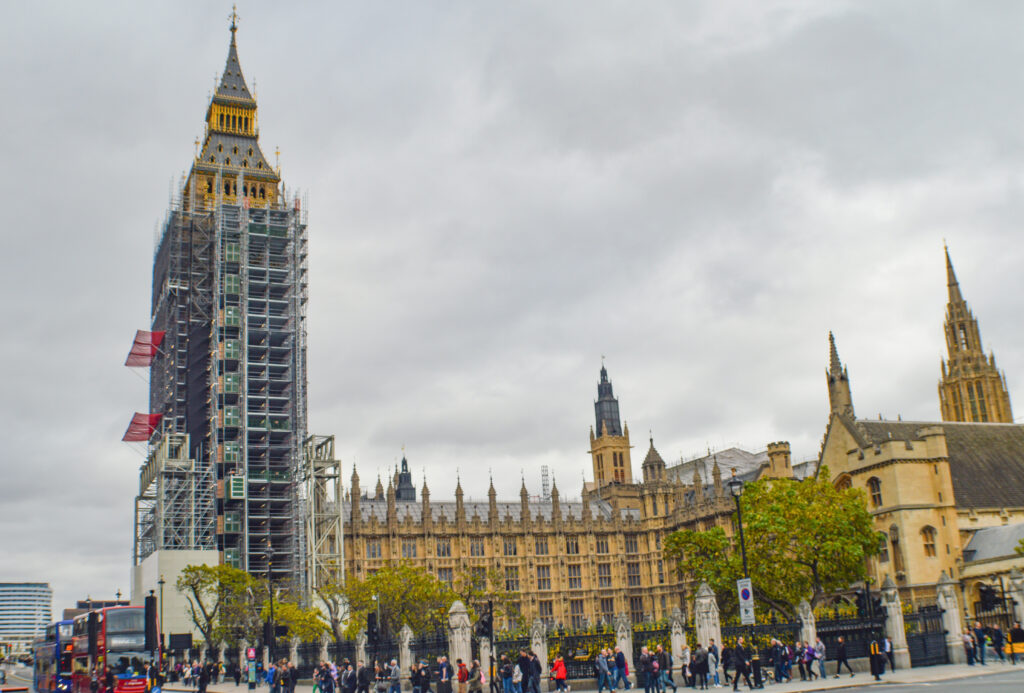 Big Ben and Houses of Parliament, London @Rafiq Somani