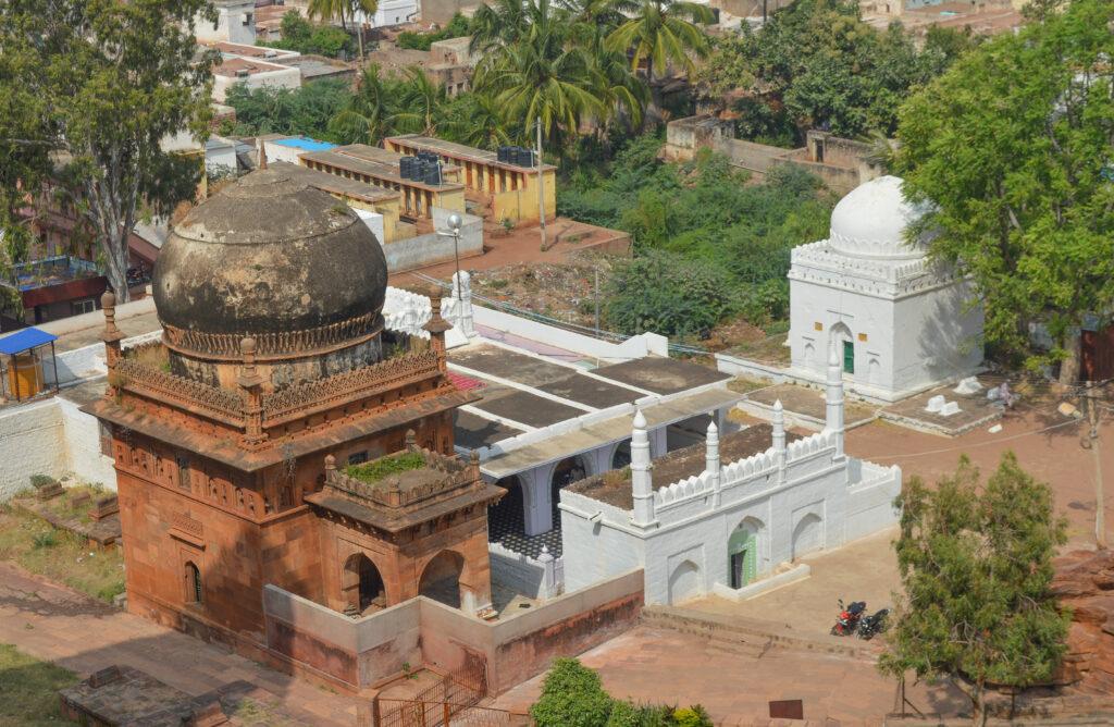 Adil Shahi Tomb, Badami