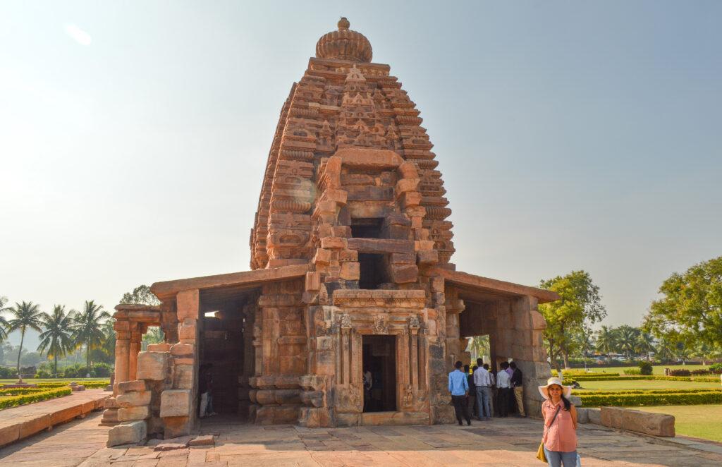 Kashi Vishveshwara Temple, Pattadakal