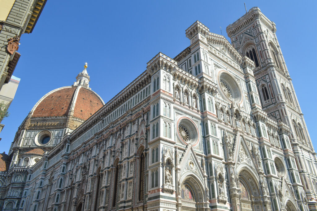 Duomo or Cathedral of Santa Maria del Fiore, Florence