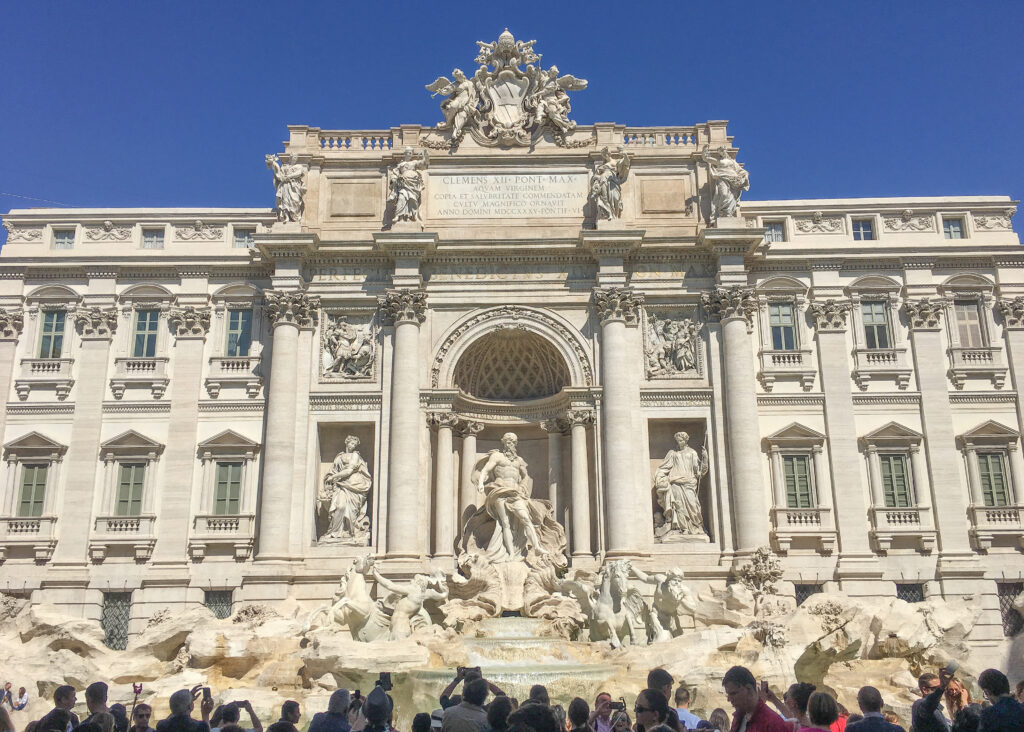 Trevi Fountain, Rome