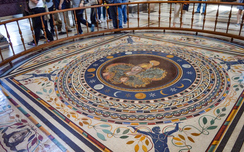 Mosaic Flooring, Vatican