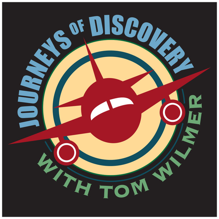 "Interview on NPR podcast ""Journeys of Discovery with Tom Wilmer"""