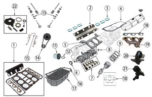 Diagrams For Jeep :: Engine Parts :: 38L Engine