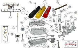 Jeep Wrangler Tj Engine Diagram | Online Wiring Diagram