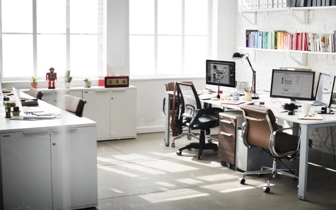Tipos de equipos de oficina